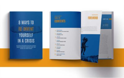 8-ways to re-invent yourself in a crisis